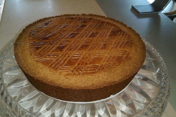 Le gâteau de breton de Fabrice Vernier, version familiale