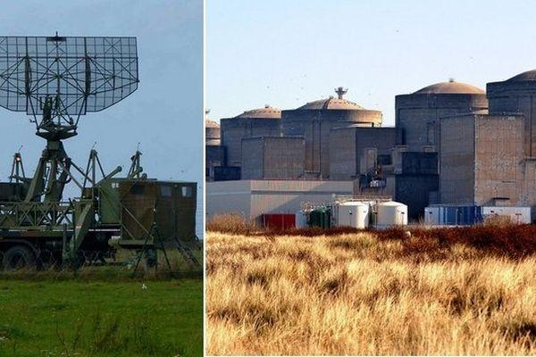 La centrale de Gravelines surveillée par un radar militaire ?