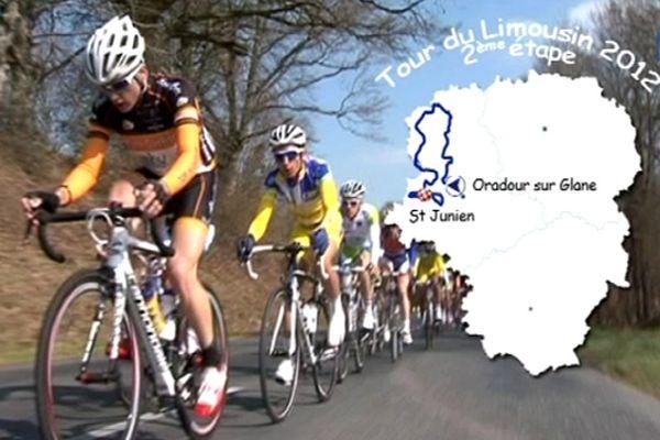 2ème étape du Tour du Limousin