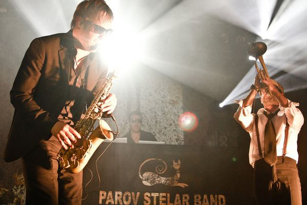 The Parov Stelar Band mêle jazz, pop et électro.