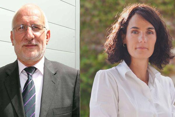 Serge Mérillou et Christelle Boucaud, en tandem pour obtenir un siège de sénateur en Dordogne
