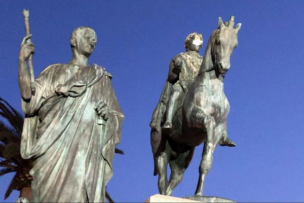 Ajaccio (Corse-du-Sud), les journées européennes du patrimoine 2020 annulées pour cause de Covid-19.
