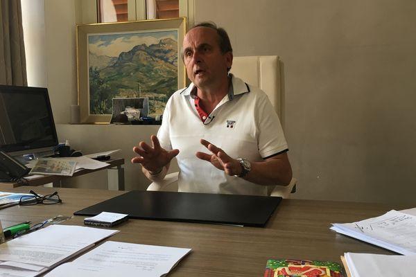 Pierre Guidoni, Maire de Calenzana