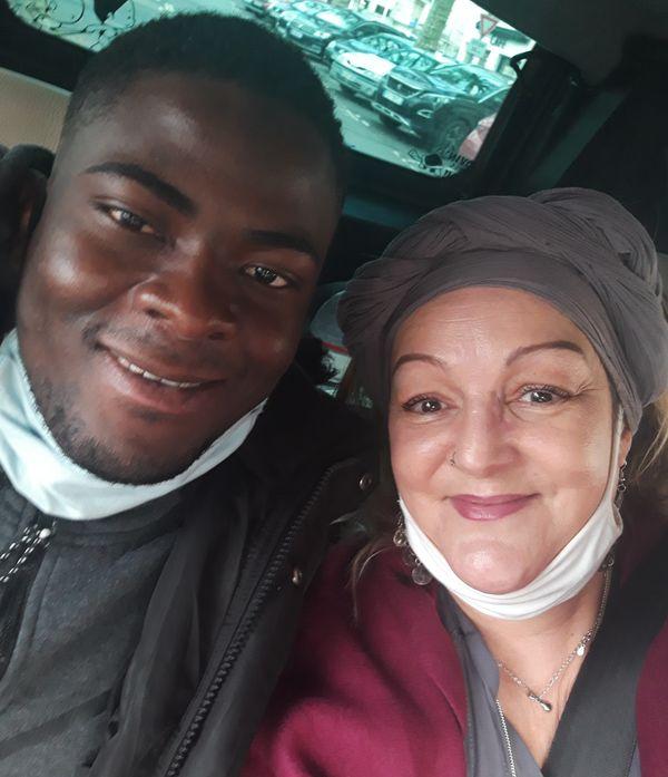 Souleymane Bakayoko, jeune ivoirien en CAP à Caen