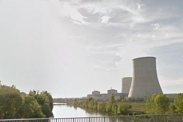 Le centrale nucléaire de Golfech, à la limite entre Lot-et-Garonne et Tarn-et-Garonne.
