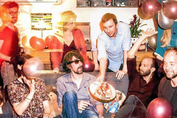 Avec « Mouvement », Mermonte, joyeux et virtuose collectif musical rennais, offre un magnifique troisième album