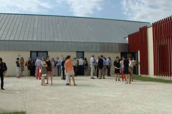 Après Bordeaux et Gaillac le Vinopole d'Amboise à été inauguré mardi matin. Il est censé regrouper toute la filière viticole du Centre-Val de Loire.
