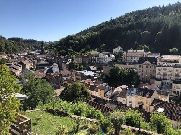 Grand Est - Vosges - Plombières-les-Bains -