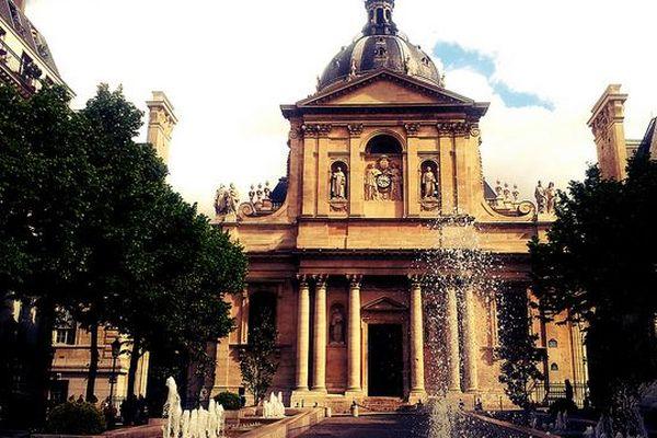 Le site de la Sorbonne a été fermée après une tentative d'intrusion.