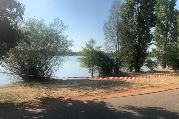 Le lac de la Ramée est régulièrement le théâtre de noyades accidentelles.