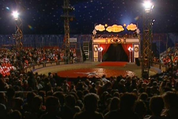 Le cirque de Noël
