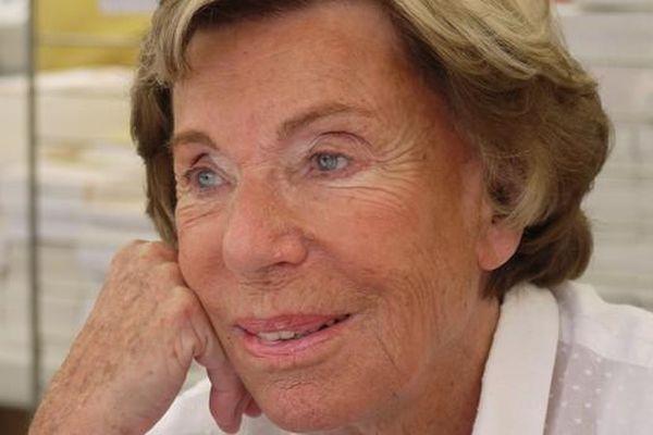 Benoite Groult en 2010