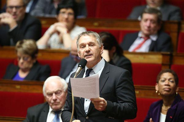 Patrick Vignal, ex-PS , candidat LREM dans la 9ème circonscription de l'Hérault, a obtenu près de 40 % des voix au 1er tour.