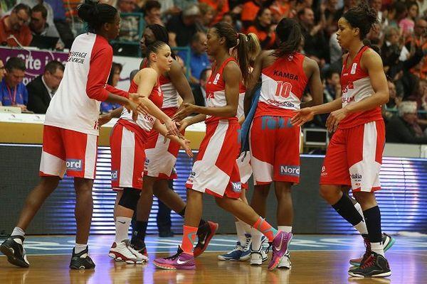 Les filles de Bourges - Finale retour Bourges / Villeneuve d'Ascq