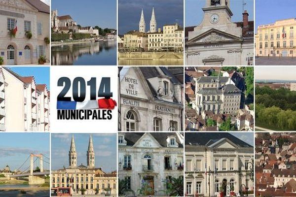 Les élections municipales auront lieu les dimanche 23 et 30 mars 2014