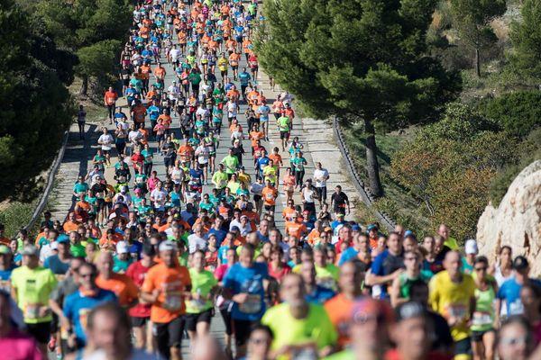 20.000 coureurs sont attendus pour cette nouvelle édition de Marseille-Cassis.