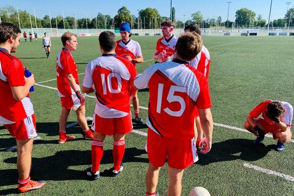 Football gaélique à Strasbourg