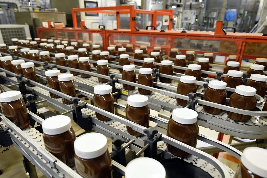 """La """"Nutella Academy"""" passe par les Ardennes, la pâte à tartiner fait sa pub auprès des apprentis"""
