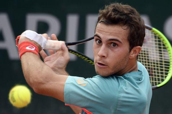 Le jeune toulousain Hugo Gaston se qualifie pour le 3ème tour de Roland Garros