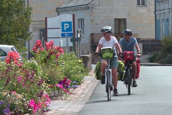 La Loire à vélo a attiré de nombreux touristes cet été