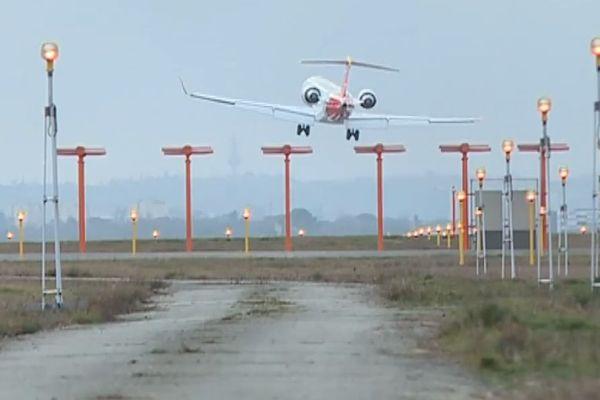 Le pilote a remis les gaz au dernier moment