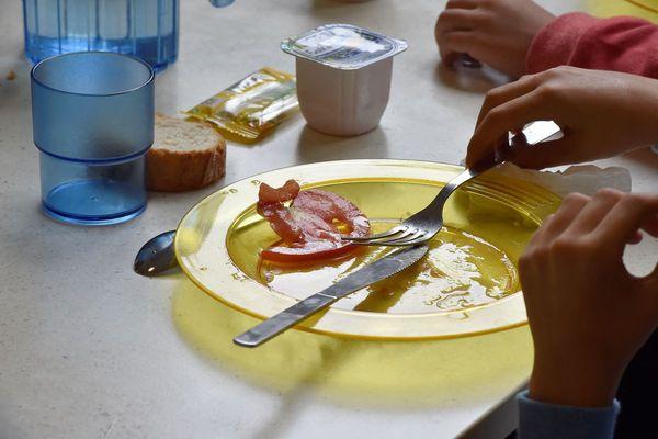 Depuis le mois de janvier, deux menus végétariens par semaine sont proposés au sein des cantines scolaires de Clermont-Ferrand.