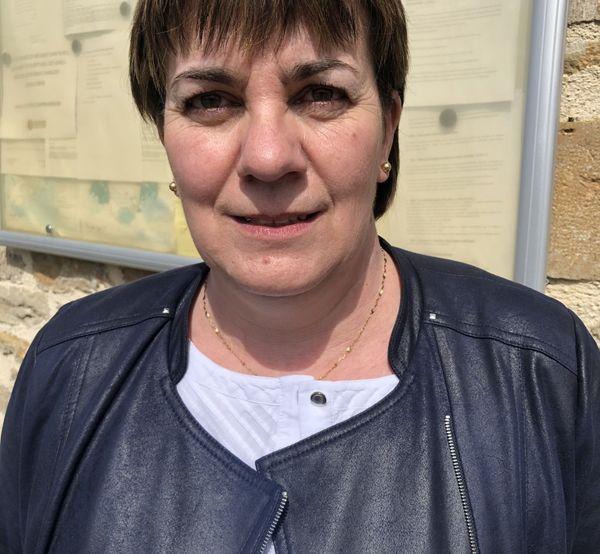Corinne Maugey Maire de Beurey-Bauguay depuis juin 2020