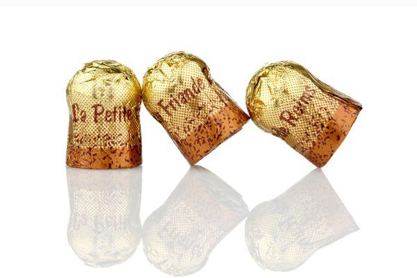 Le grand-père, Guy Jubin, a commencé à fabriquer des bouchons de champagne en 1951.