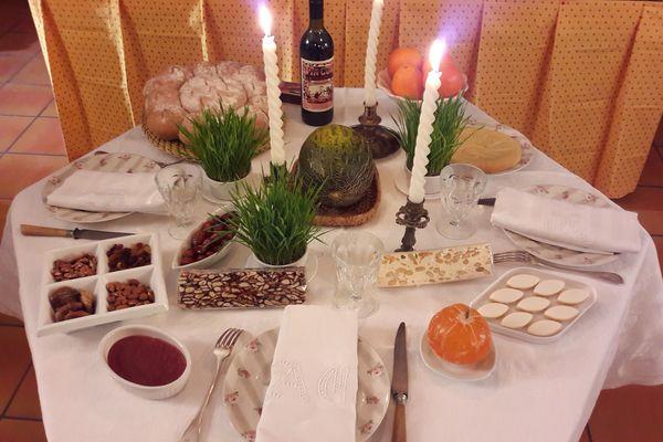 Les 13 desserts de Noël sont-ils les mêmes à Nice ou à Aix-en-Provence ?