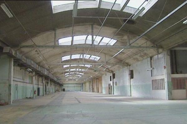 Dole : les locaux d'Idéal Standard ont une superficie de 54 000 m2