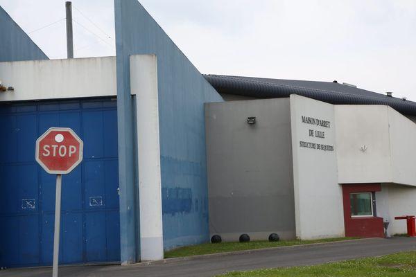 Ouverture de la première unité pour détenus violents à la maison d'arrêt de Lille-Sequedin