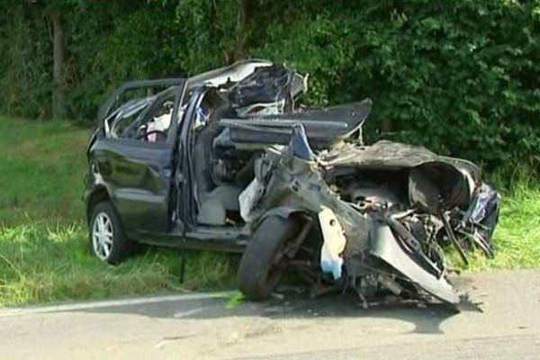 accident mortel en août 2013 dans le pays haut