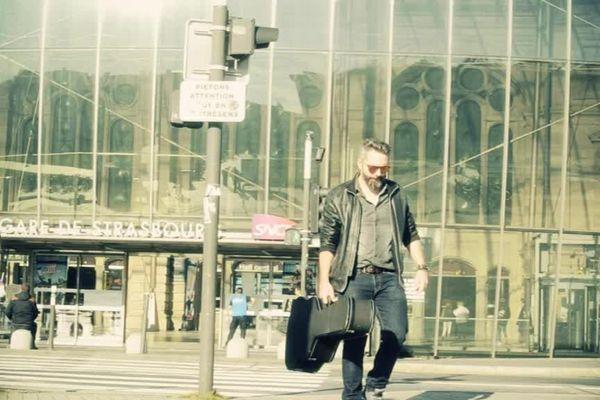 Le clip de Lionel Grob sur Strasbourg fait le buzz sur la toile