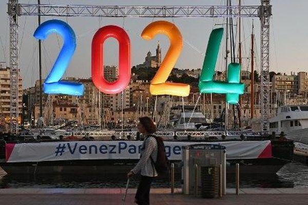 La ville de Marseille et la métropole Aix-Marseille ont récemment émis l'idée d'un parcours entre Marseille et la Corse pour les JO-2024.