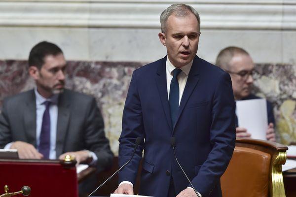 François de Rugy le 27 juin 2017 à l'Assemblée nationale