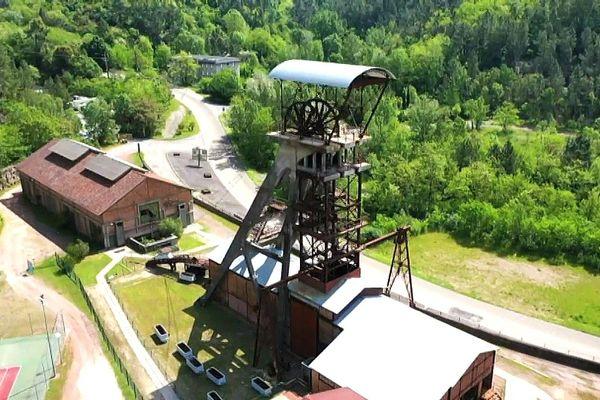 Patrimoine du bassin minier de La Grand'Combe, l'ancien site minier, unique en Europe, est aujourd'hui classé monument historique.