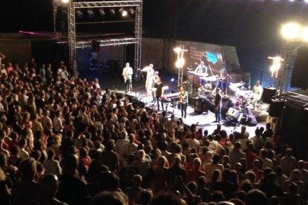 Snarky Puppy collectif de musiciens de Broklyn au théâtre de la mer à Sète