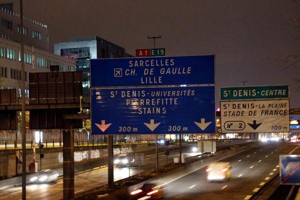 Des restrictions de circulation en marge de l'ouverture de la COP 21 au Bourget.