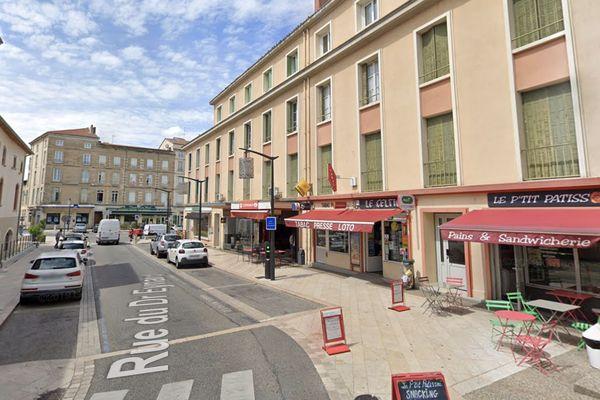 Bourg-de-Péage est une commune située dans le département de la Drôme, en région Auvergne-Rhône-Alpes.