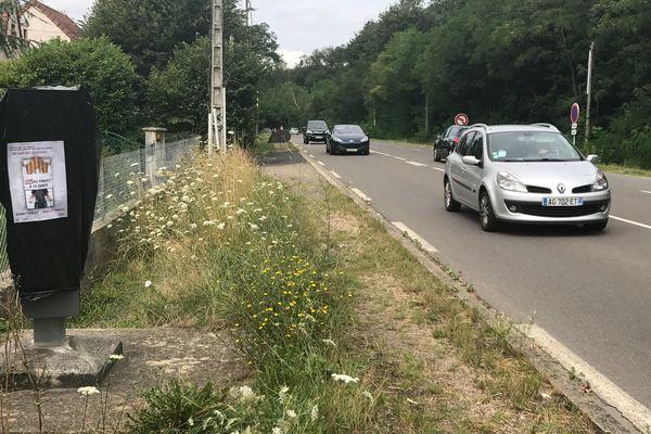 12 radars en Haute-Loire et 23 dans l'Allier ont été bâchés dans la nuit de jeudi 20 à vendredi 21 juillet.