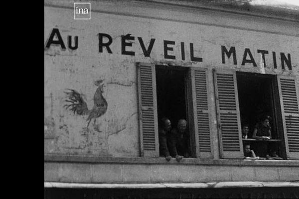 Au Réveil-Matin, une auberge entrée dans l'histoire du Tour de France le 1er juillet 1903