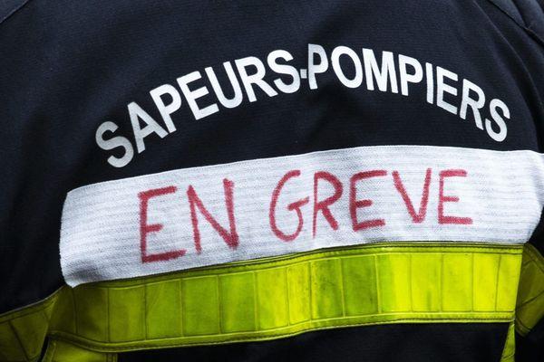 Les pompiers ont entamé un mouvement de grève le 26 juin dernier.