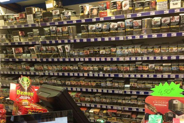 La vente de cigarettes n'est plus la seule activité des bureaux de tabac