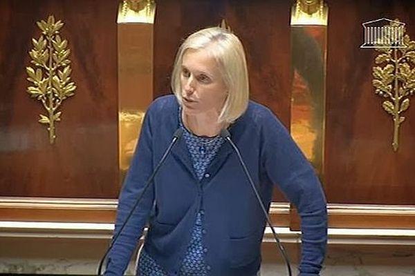 Ségolène Neuville, est nommée secrétaire d'Etat chargée des Personnes handicapées et de la Lutte contre l'exclusion - archives