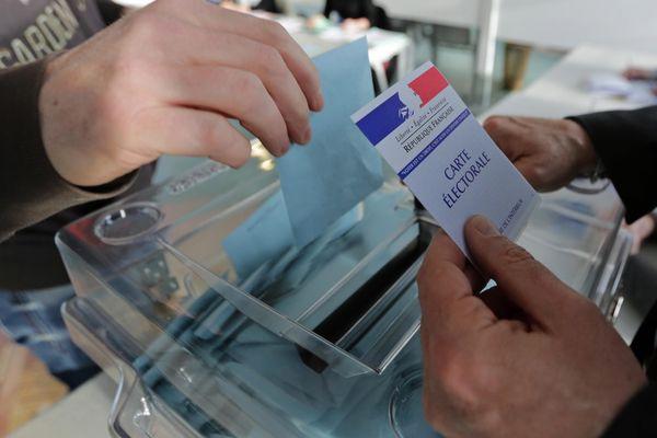 A 17h, un taux de participation plus fort en Pays de la Loire qu'au niveau national