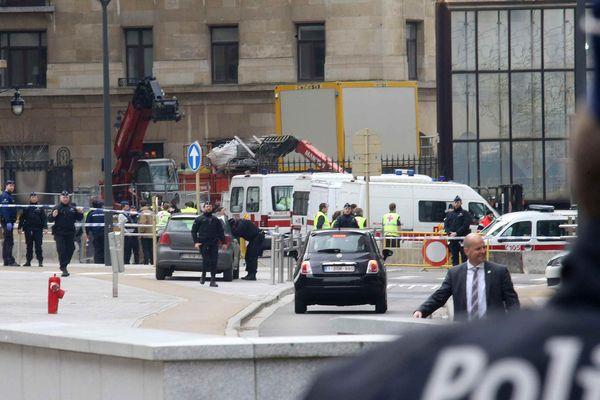 Suite aux attentats de Bruxelles, des lycéens de Pithiviers (Loiret) ont interrompus leur voyage