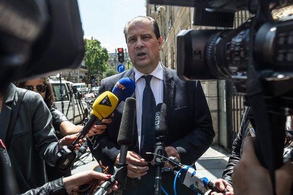 Jean-Christophe Cambadélis a été élu jeudi dernier premier secrétaire du Parti Socialiste avec plus de 70% des voix.