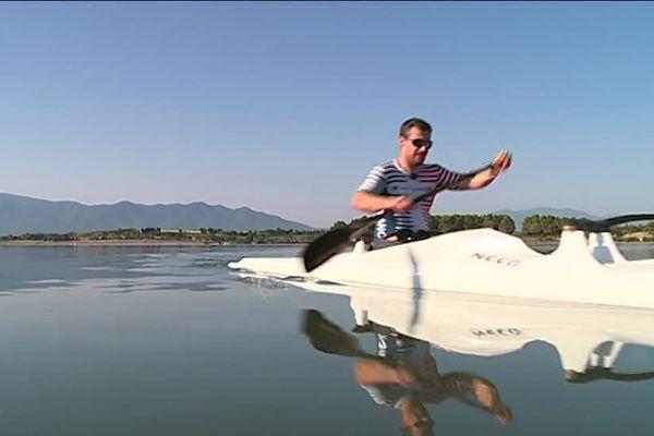 Cyrille Hureau rêve de participer aux Jeux paralympiques en 2020 à Tokyo