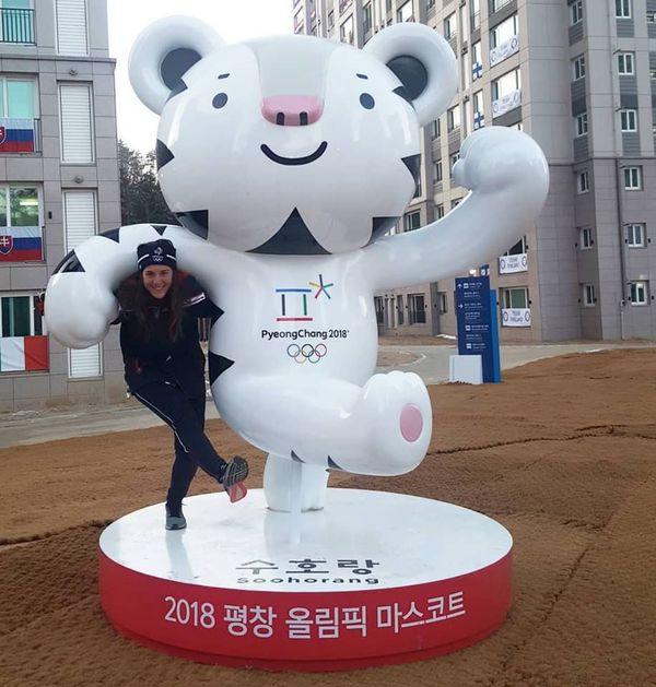 Après de longues heures de vol, atterrissage en Corée du Sud.