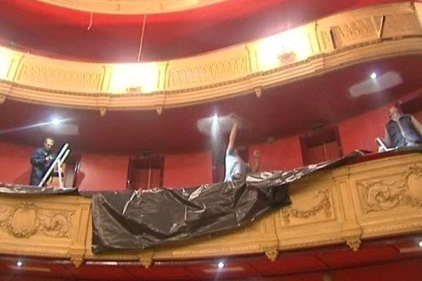 La réfection du théâtre Jean Vilar à Saint-Quentin